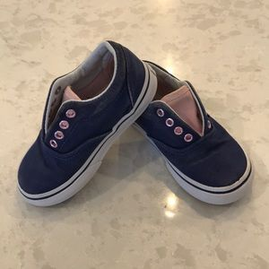 Vans for your baby girl!
